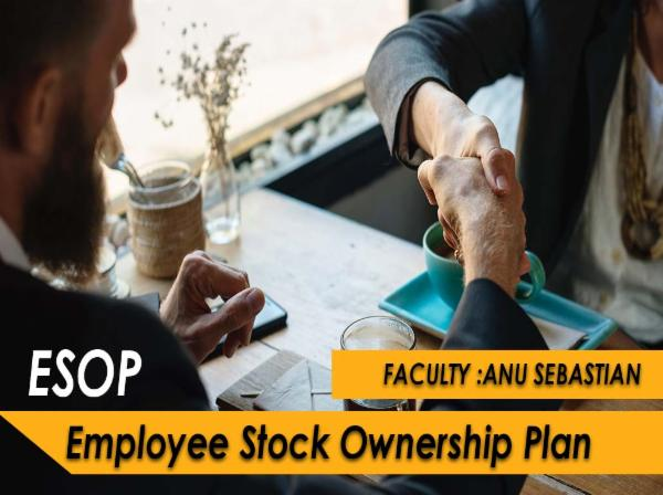 Accounting for Employees Stock Ownership Plan cover