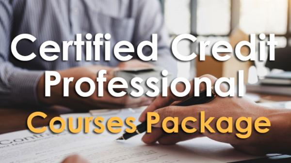 Certified Credit Professional Course Package 1 Month cover