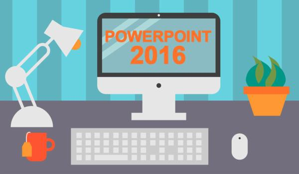 A Complete Guide to MS PowerPoint 2016 cover