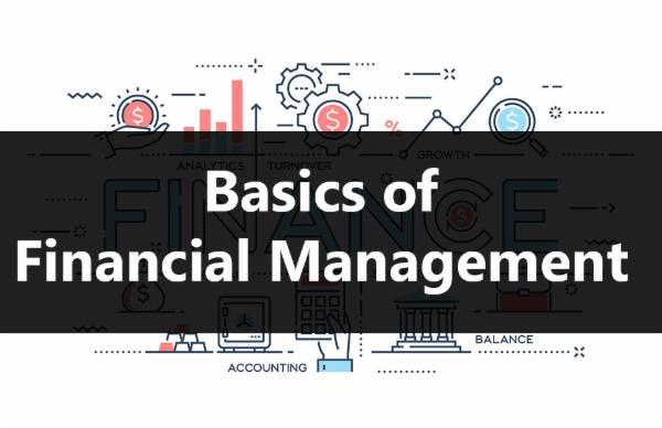 Basics of Financial Management cover
