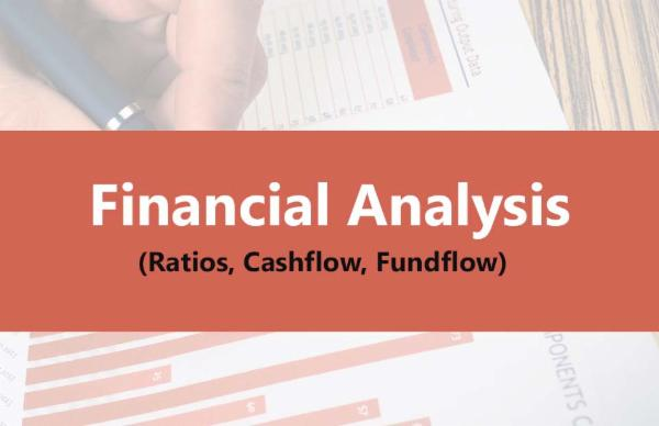 Financial Analysis (Ratios, Cashflow, Fundflow) cover