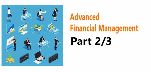 Advanced Financial Management 2/3 cover